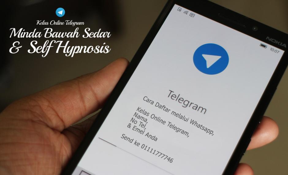 telegram class